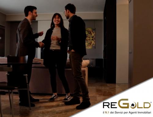 Il nuovo spot di ReGold dedicato agli Agenti Immobiliari