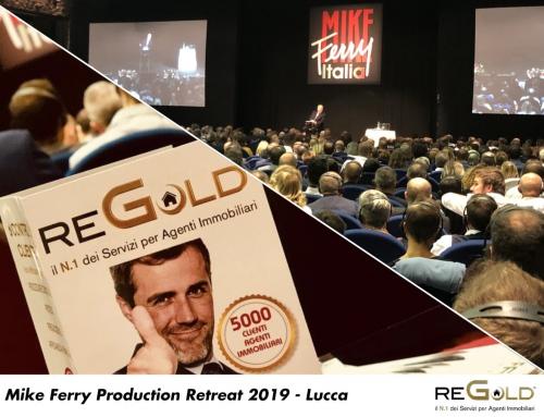 ReGold al Production Retreat 2019 di Mike Ferry