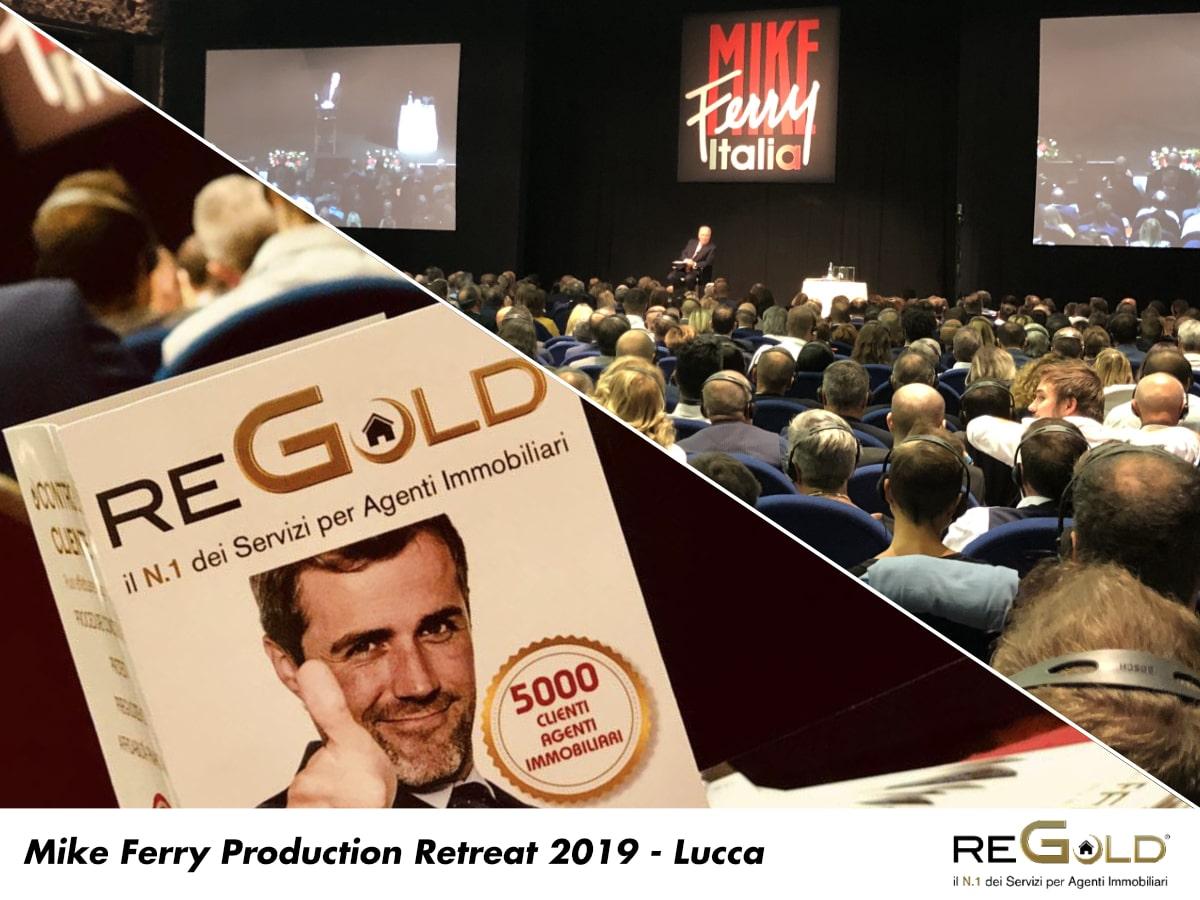 ReGold partner di Mike Ferry 2019