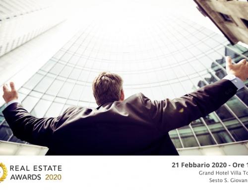 Il programma di Real Estate Awards 2020