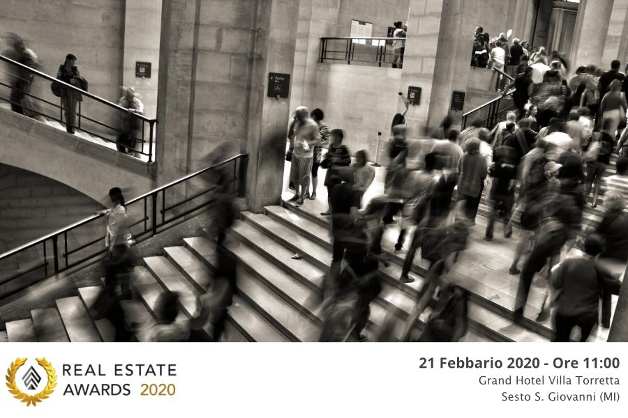 Real estate Awards 2020 Programma e ospiti