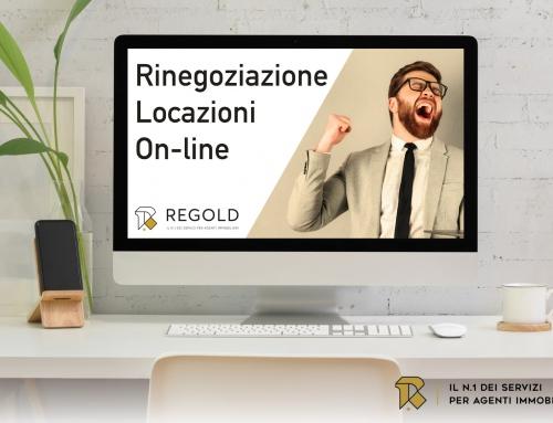 Rinegoziazione locazioni online con RLI