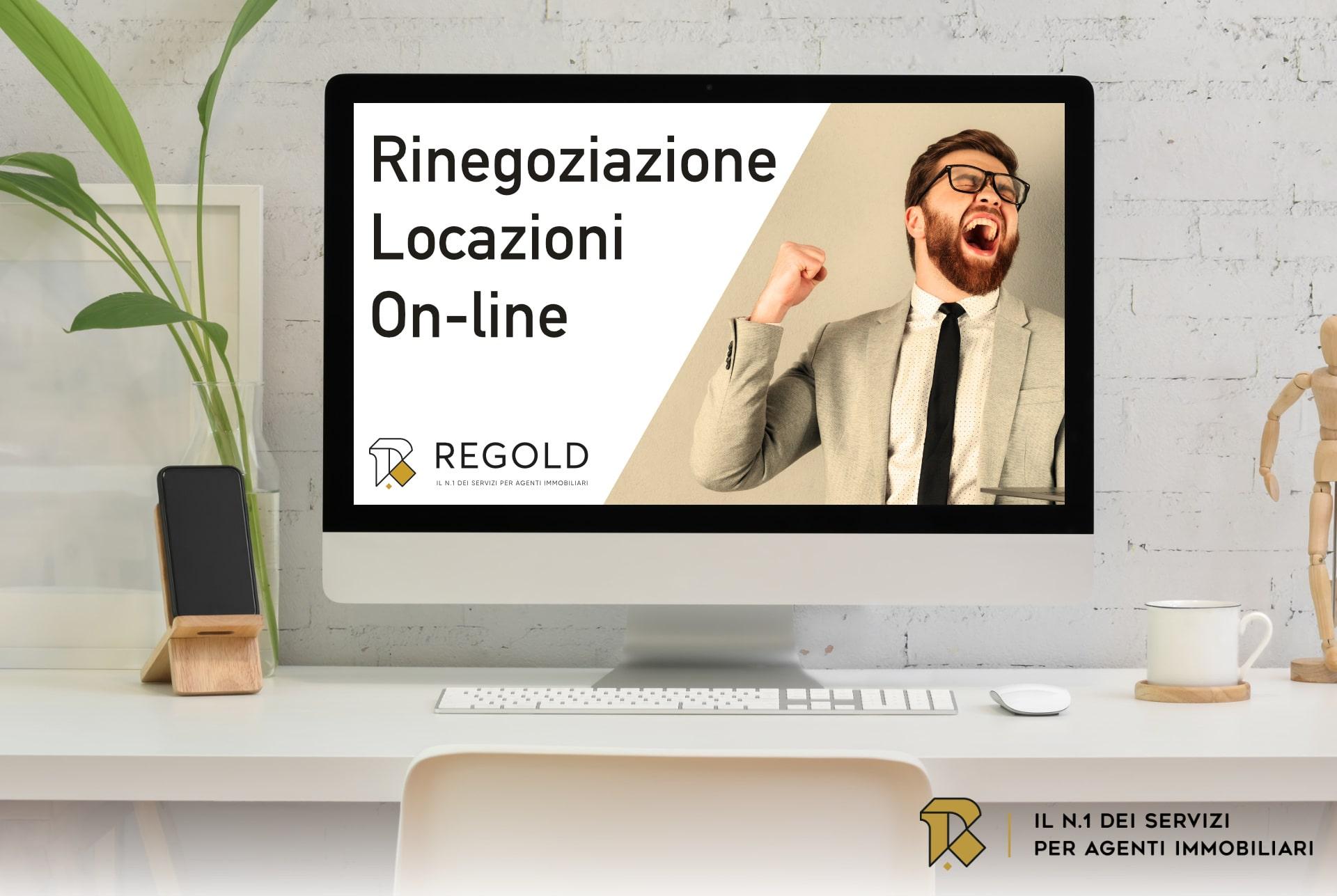 Rinegoziazione locazioni online RLI