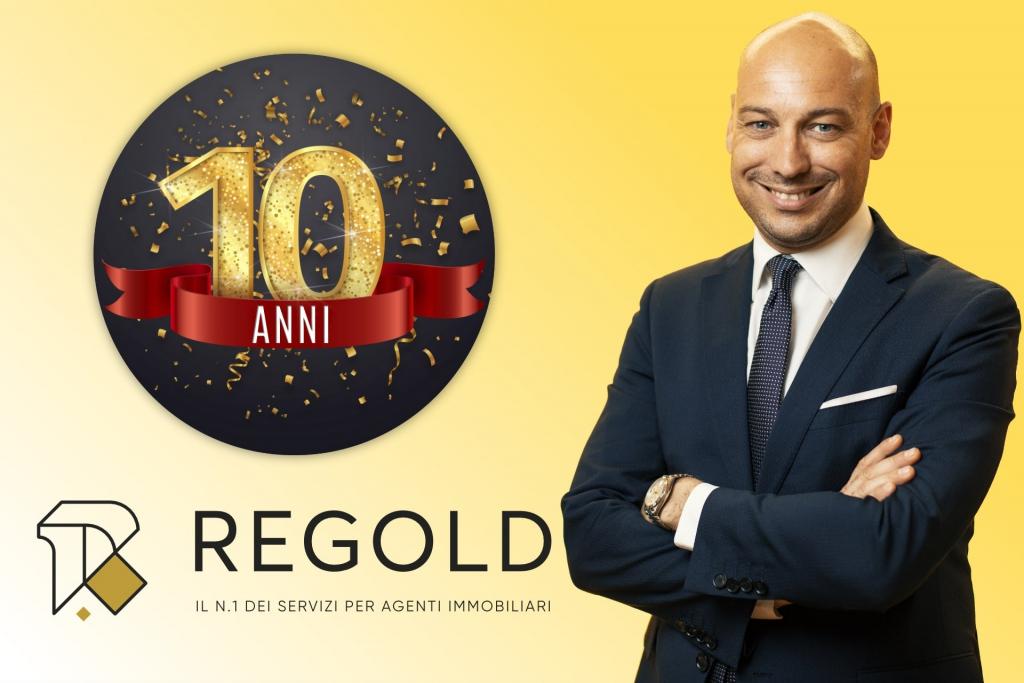 Diego Caponigro 10 anni Regold