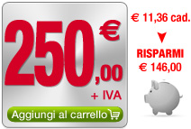 Paccehtto  H: 30 visure ipotecarie a 300 euro + iva